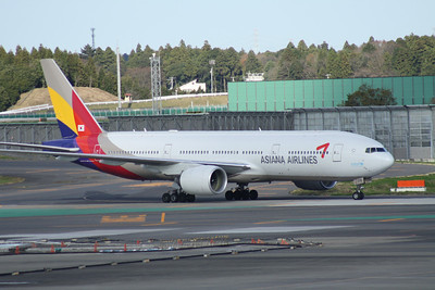 HL7775 ASIANA AIRLINES 777-200
