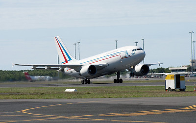 F-RADC FRENCH AIRFORCE A310