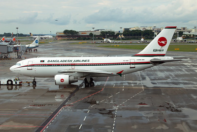 S2-ADF BANGLADESH AIRLINES A310-300