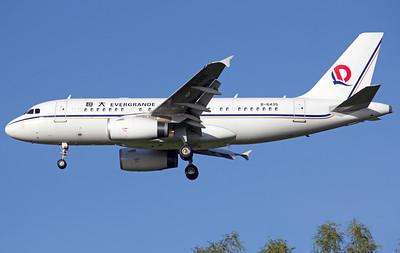 B-6435 EVERGRANDE A319