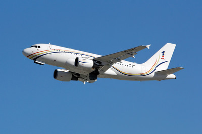 9M-NAA MALAYSIAN GOVERNMENT A319