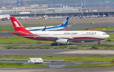B-6096 SHANGHAI AIRLINES A330-300