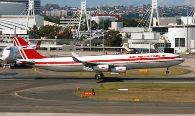 3B-NAY AIR MAURITIUS A340-300