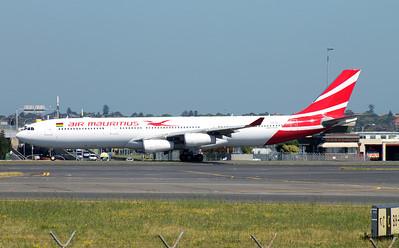 3B-NBJ AIR MAURITIUS A340-300