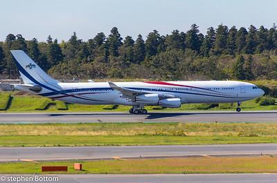 3DC-SDF KINGDOM OF SWAZILAND A340-300