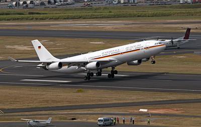 16+02 GERMAN AIRFORCE A340-300