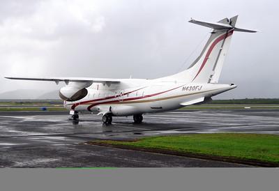 N430FJ DORNIER 328-300  JET