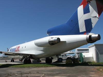 9L-LFJ HEAVYLIFT B727-200F