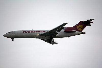 9M-TGM TRANSMILE CARGO B727-200