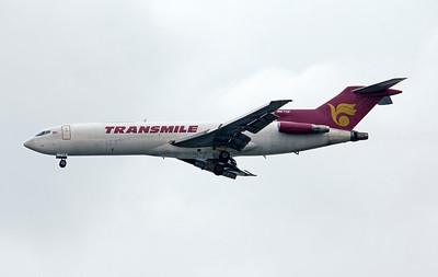 9M-TGF TRANSMILE B727-200