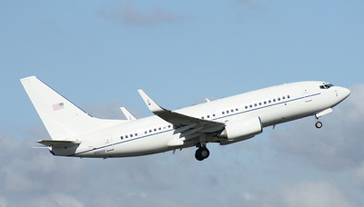 20202 - USAF United States Air Force - Boeing 737-7AFC (C-40A Clipper)