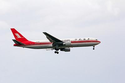 B-2566 SHANGHAI AIRLINES B767-300