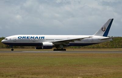 VQ-BNU ORENAIR B777-200