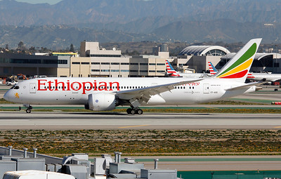 ET-ASG ETHIOPIAN B787-8