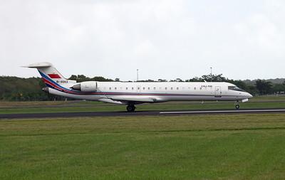 B-4063 CHINA GOVERNMENT CRJ-700