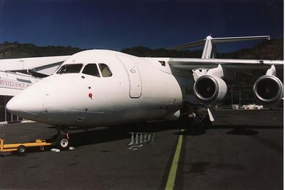 VH-NJV AUSTRALIAN AIR EXPRESS BAe-146-100