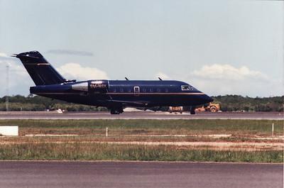 9M-NSK CANADAIR CL-600