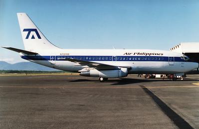 N737RD AIR PHILIPPINES B737-200