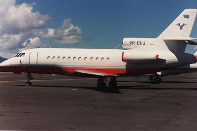 VR-BHJ FALCON-900