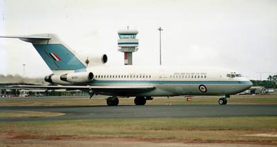 NZ7271 RNZAF B727-200