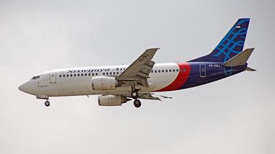 PK-CKJ  SRIWIJAYA AIR B737-300