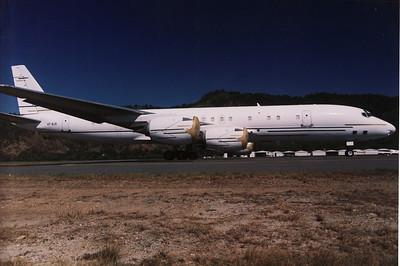 VP-BJR DOUGLAS DC-8