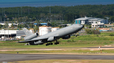 86-0029 USAF KC-10 TANKER