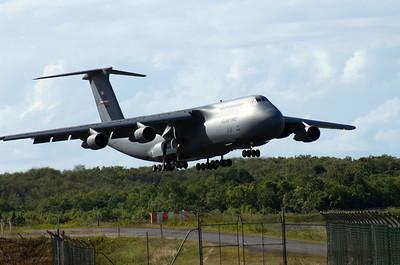 69-0016 USAF C5 GALAXY