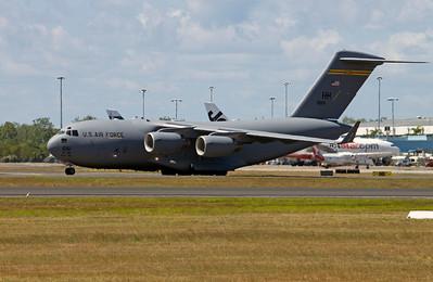 05-5151 USAF C17 GLOBEMASTER
