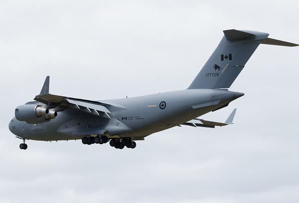 177705 CANADIAN FORCES C-17