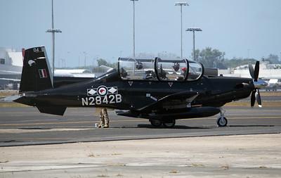 N2842B  RNZAF T-6C  TEXAN-2