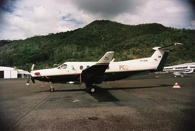 VH-FAM PILATUS PC-12