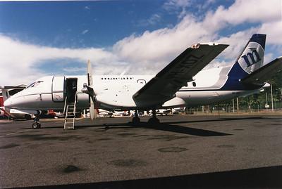 VH-XDZ MACAIR SAAB-340B