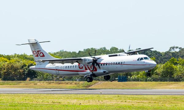 F-OIQN AIR TAHITI ATR-72