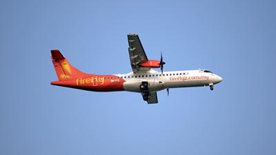 9M-FID FIREFLY ATR-72-500
