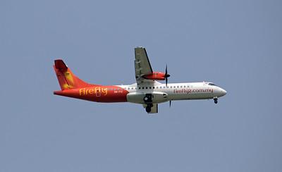 9M-FIC FIREFLY ATR-72-500
