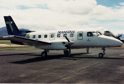 VH-XFO TRANSTATE EMB-1011
