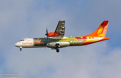 9M-FYH FIREFLY ATR-72