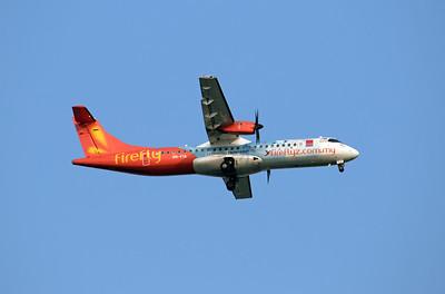 9M-FIA FIREFLY ATR-72-500