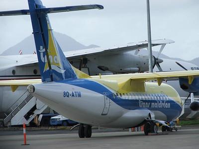8Q-ATM TRANS MALDIVIAN ATR-42
