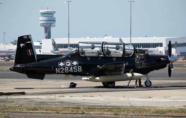 N2845B  RNZAF T-6C  TEXAN-2
