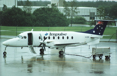 VH-IMA IMPULSE BEECH-1900D