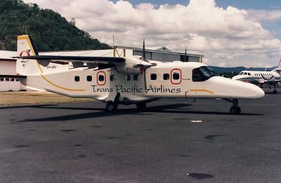 VH-URU TRANS PACIFIC AIRLINES DORNIER-228