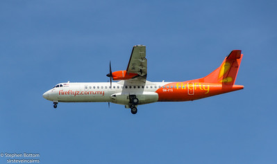 9M-FYI FIREFLY ATR-72