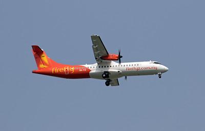 9M-FIE FIREFLY ATR-72-500