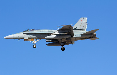 A21-5 RAAF FA-18