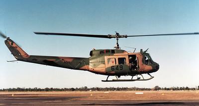 A2-649 AUSTRALIAN ARMY BELL UH-1-D IROQUOIS
