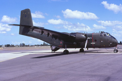 A4-164 RAAF CARIBOU