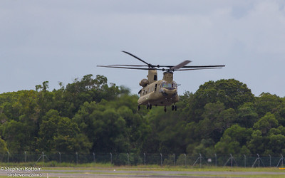 A15-303 ARMY CH-47F CHINOOK