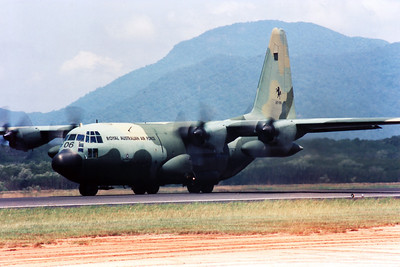 A97-006 RAAF  LOCKHEED C-130H
